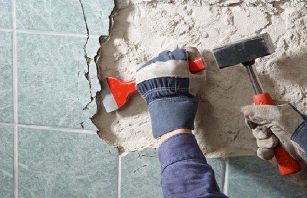 Подготовка ванной комнаты – поэтапный план