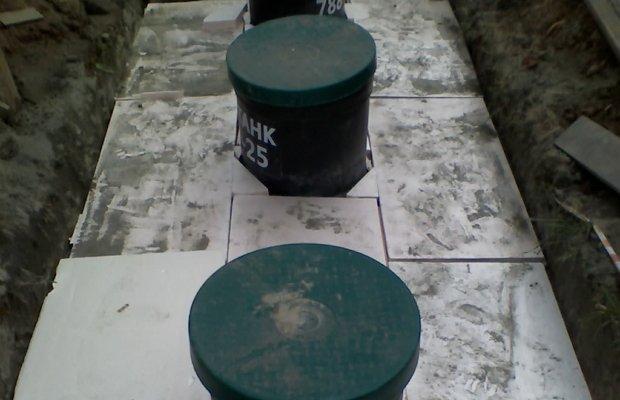Планирование септика на даче – первый этап строительства