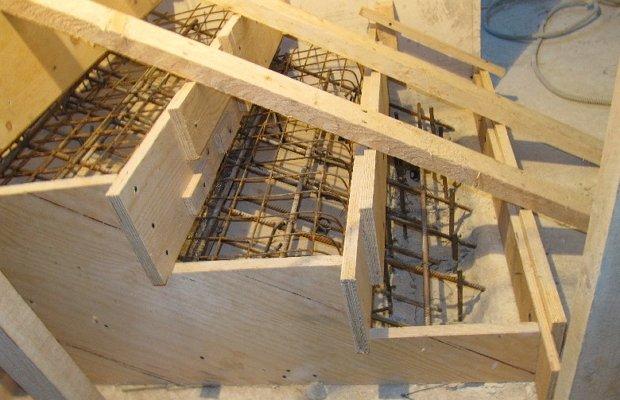 Делаем лестницу из бетона своими руками – четкая инструкция