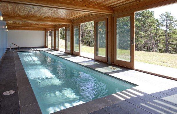 Разновидности частных бассейнов – выберите подходящую вам купель!