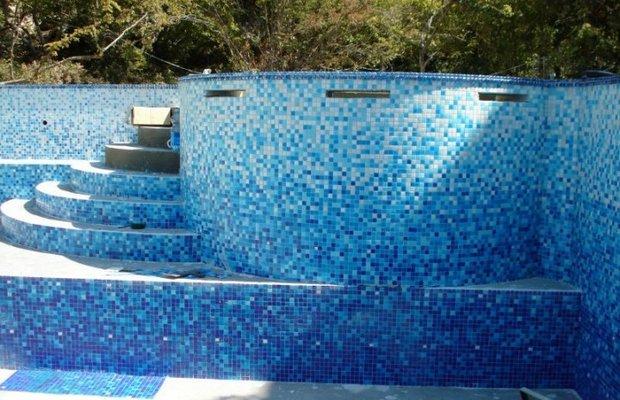 Финишная отделка бассейна – чем выполнить?