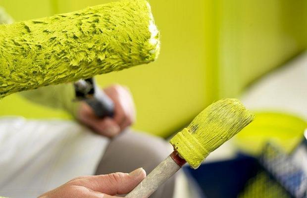 Какие краски подходят для отделки ванной комнаты?
