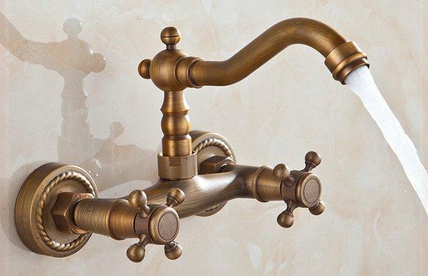 Из чего изготовлен смеситель с душем – имеет ли это значение?