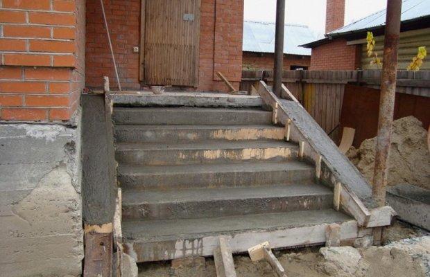 Железобетонное лестничное сооружение – надежней и долговечней