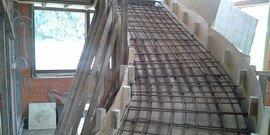 Фото - Армирование лестниц – долговечная и безопасная конструкция гарантирована!