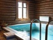 Фото - Бассейн в бане – строим сами по всем правилам!