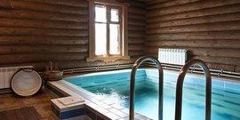 Бассейн в бане – строим сами по всем правилам!