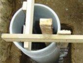 Фото - Фундамент из асбестовых труб – надежный, быстровозводимый и недорогой