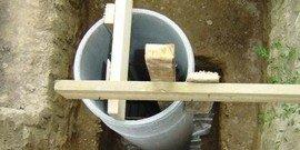 Фундамент из асбестовых труб – надежный, быстровозводимый и недорогой