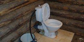 Фото - Фундамент под туалет на даче – построим надежное основание!