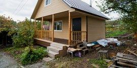 Лестница на террасу – как сконструировать и построить самостоятельно?