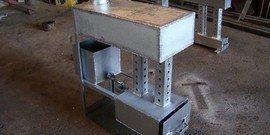 Печь на отработке своими руками – делаем чудо-агрегат!
