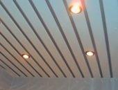 Фото - Подвесной потолок в ванной – смонтируйте сами!