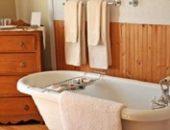 Фото - Влагостойкие панели МДФ для ванной – как выбрать материал для обшивки