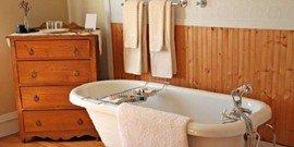 Влагостойкие панели МДФ для ванной – как выбрать материал для обшивки