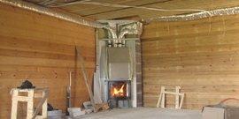 Воздушное отопление частного дома – выгодное и эффективное