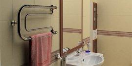 Выбор полотенцесушителя в ванную – приобретите идеальную конструкцию!