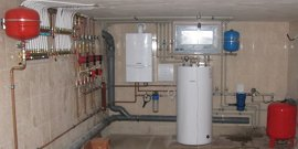 Закрытая система отопления – в вашем доме тепло и уютно!