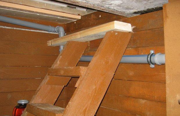 Деревянная конструкция – проще простого
