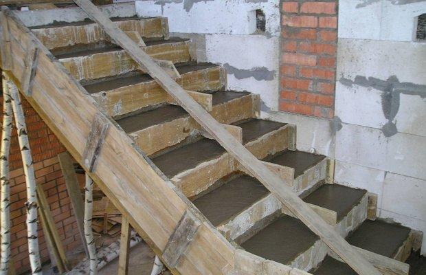 Бетонная конструкция – строится на века