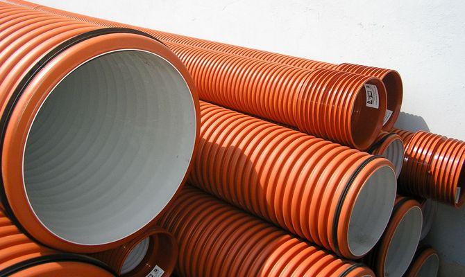 Пластиковые трубы – как новое вытесняет старое