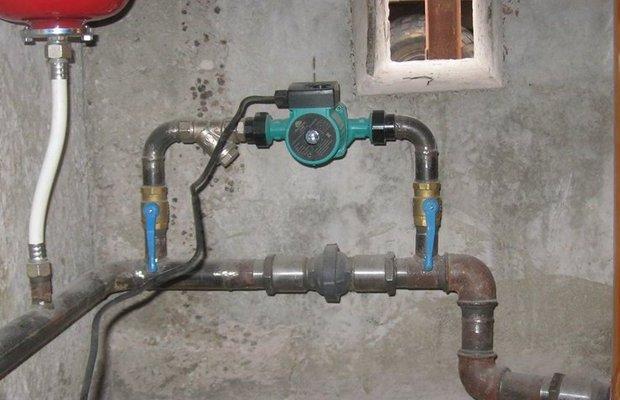 Циркуляционные насосные установки – устройство и принцип функционирования