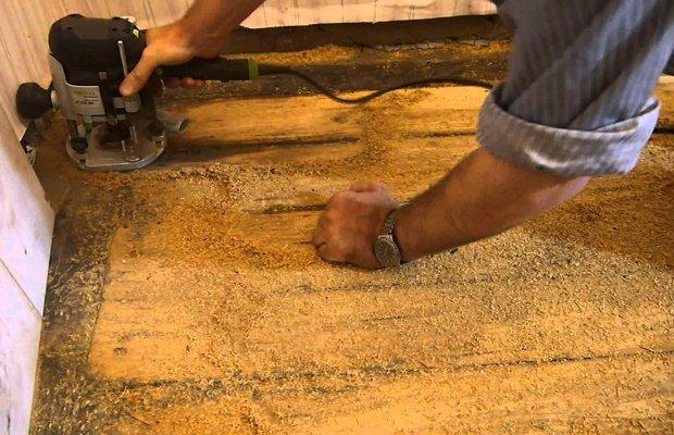 Подготовка деревянных полов – проверяем качество покрытия