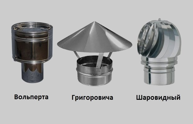Коротко о разновидностях флюгарок и их конструкции