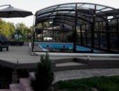 Фото - Павильон для бассейна – делаем надежный и элегантный навес для водоема