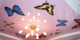 Фото - Как украсить потолок своими руками – креативные идеи для творческих натур