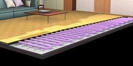Водяной теплый пол под ламинат – будет ли такая система надежно работать?