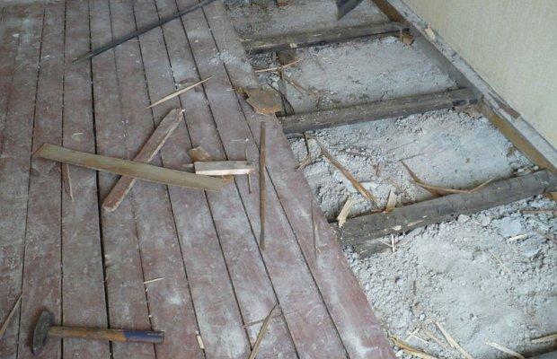 Выравнивание покрытия – шаг за шагом
