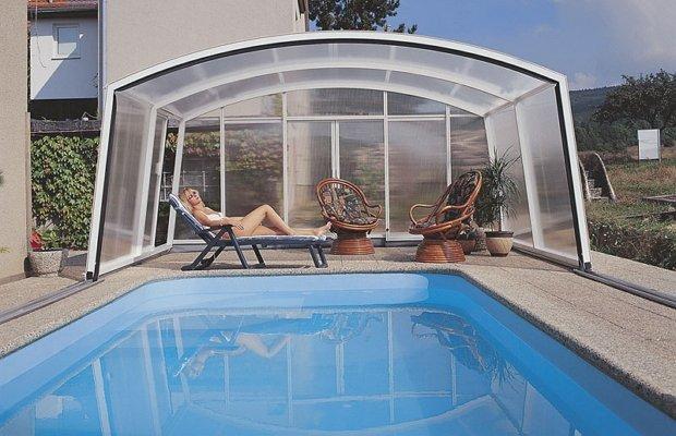 Зачем делать специальное укрытие для бассейна?