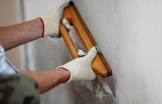 Зачем выравнивают стеновые поверхности?