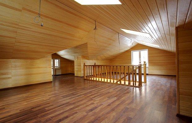Панели из дерева – эффектные и практичные