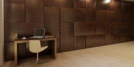 Деревянные панели – декор любой комнаты будет превосходным!