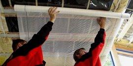 Пароизоляция для потолка в перекрытии из дерева – специалисты делятся опытом