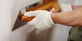Подготовка стен под декоративную штукатурку – все нюансы операции