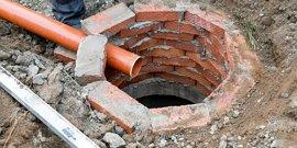 Септик из кирпича – отличная локальная канализация для частного дома