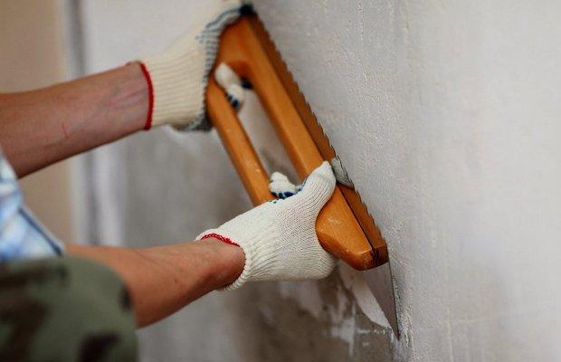 Как подготовить стены к нанесению венецианского декора?