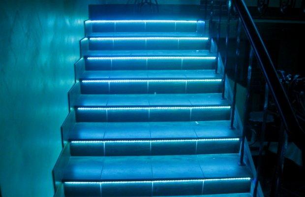 Варианты подсветки – разнообразие цвета и света