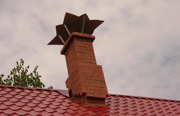 Кирпичный дымоход – что за дивный элемент?