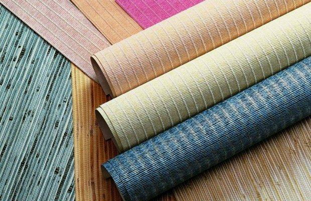 Флизелиновые обои как отделочный материал для разных поверхностей