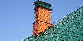 Фото - Дымоход из кирпича – строим надежную конструкцию самостоятельно