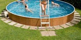 Площадка под бассейн – обустраиваем быстро и правильно