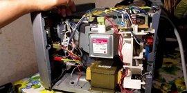 Фото - Ремонт микроволновых печей на дому – как реанимировать СВЧ-агрегат?
