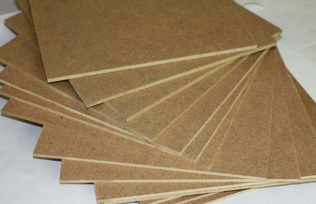 Покрытия для стен из древесноволокнистых плит – ДСП, ДВП и МДФ