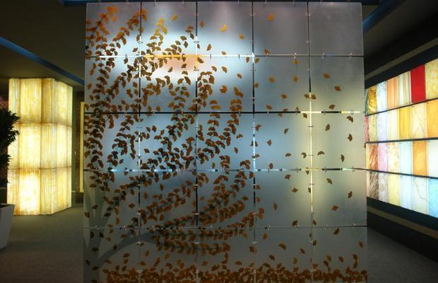 Декоративные панели из стекла и акрила – необычный вариант