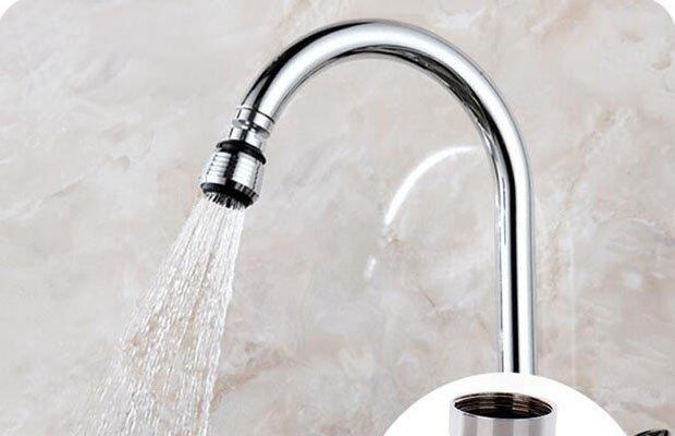 Устройство для экономии воды – аэратор