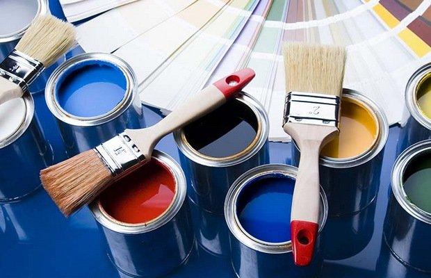Виды фасадных красок для обработки крыльца